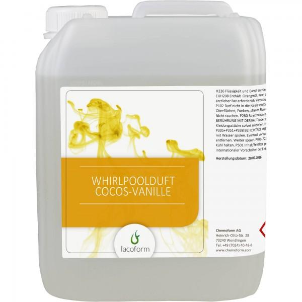 Whirlpoolduft Cocos-Vanille