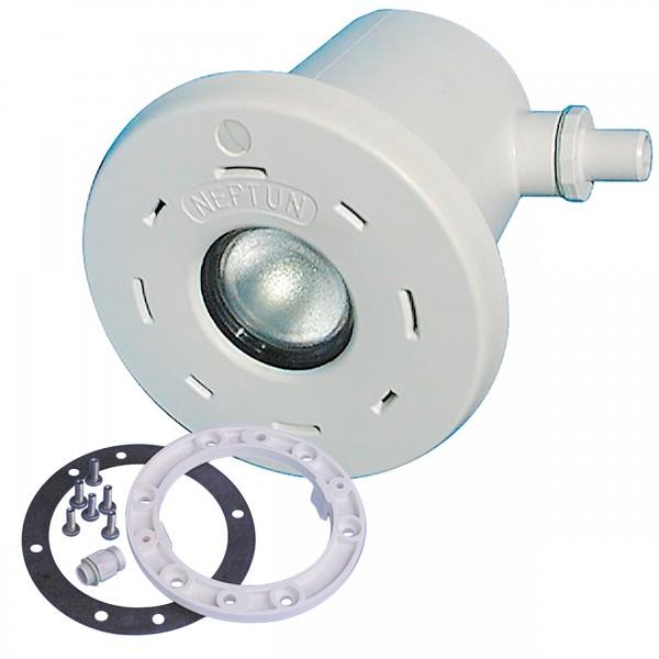 Unterwasserscheinwerfer Halogen 50 W für Folienbecken
