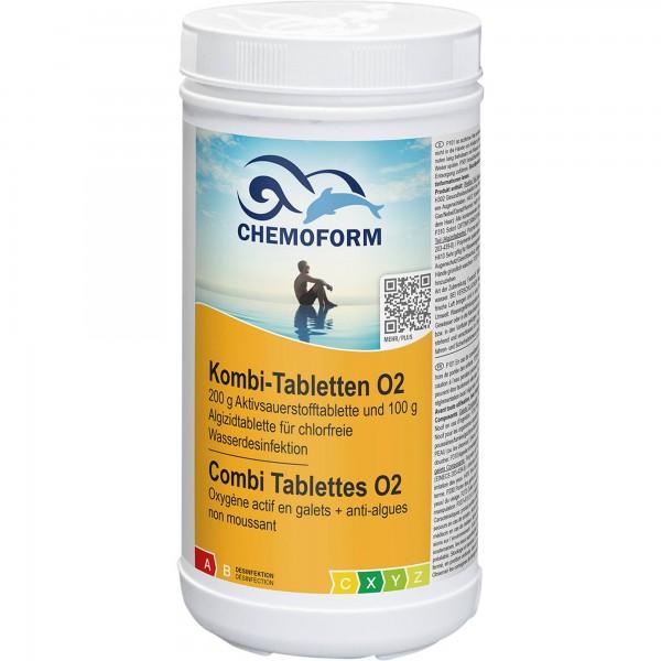 CHEMOFORM Kombi Tabletten O2