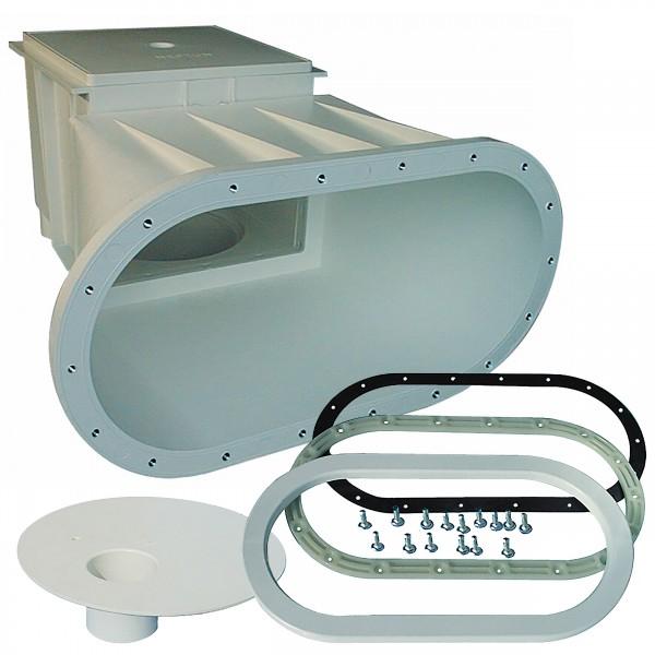 Oberflächenabsauger PLUS ABS für Folienbecken