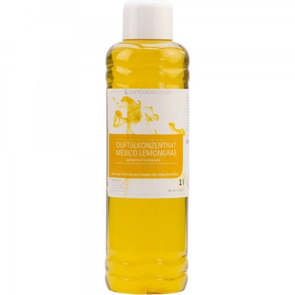 Lacoform Duftölkonzentrat Mexiko Lemongras 1 l