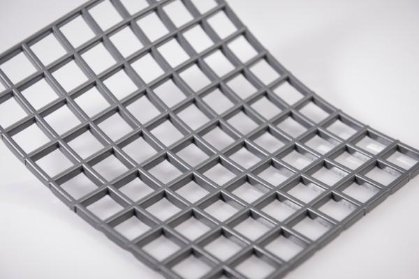 Bodenschutzmatte aus Weich-PVC