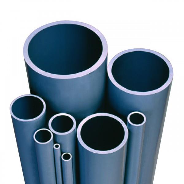 PVC-Rohr PN10 d = 40 Ø / lfm