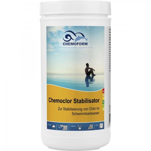 CHEMOFORM Chemoclor Stabilisator 1 kg