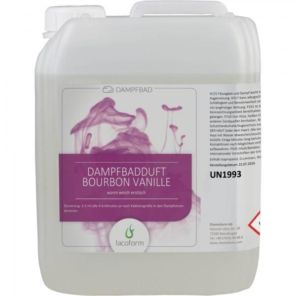 Lacoform Dampfbadduft Bourbon Vanille