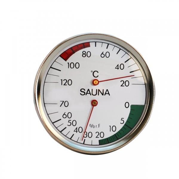 Thermo- Hygrometer im Kunststoffgehäuse Kombination Classic