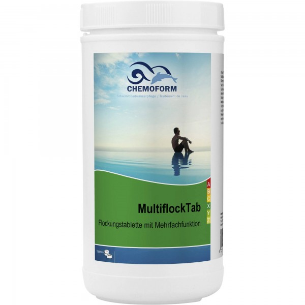 CHEMOFORM Multiflocktab 1 kg