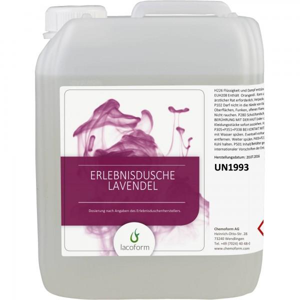 Erlebnisduschen-Duft Lavendel