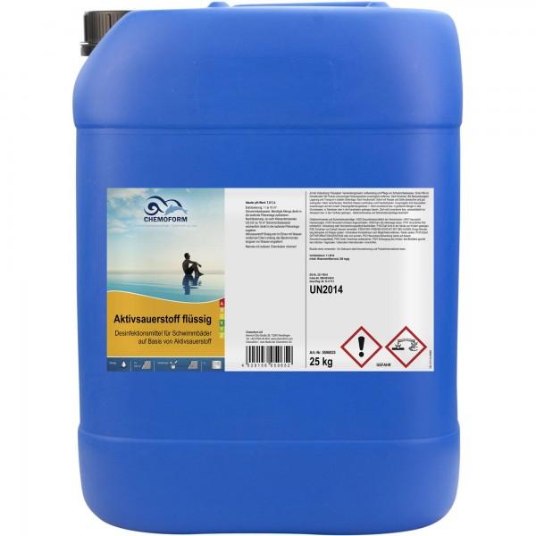 CHEMOFORM Aktivsauerstoff flüssig (35 %) 22 kg