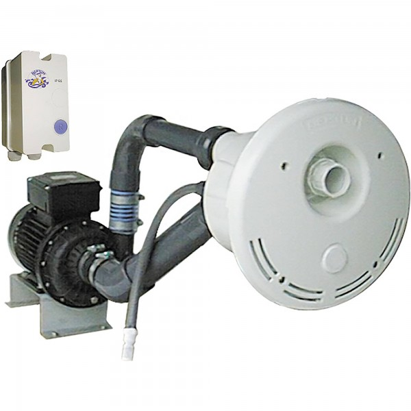 Gegenstromanlage ST 800