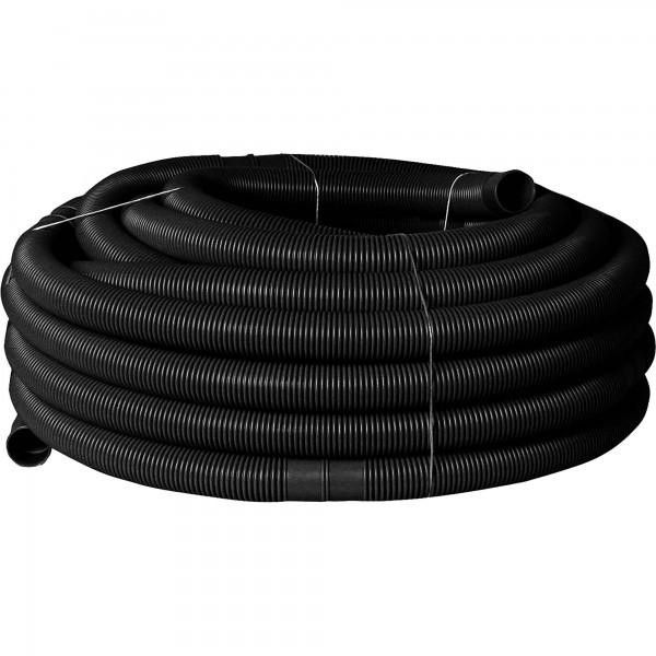 Schlauch 38 mm schwarz 50 m