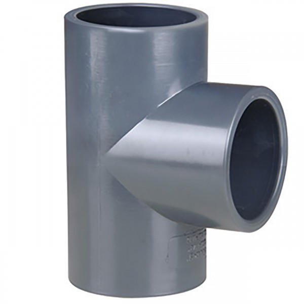 PVC-T-Stück 90° d = 40 Ø