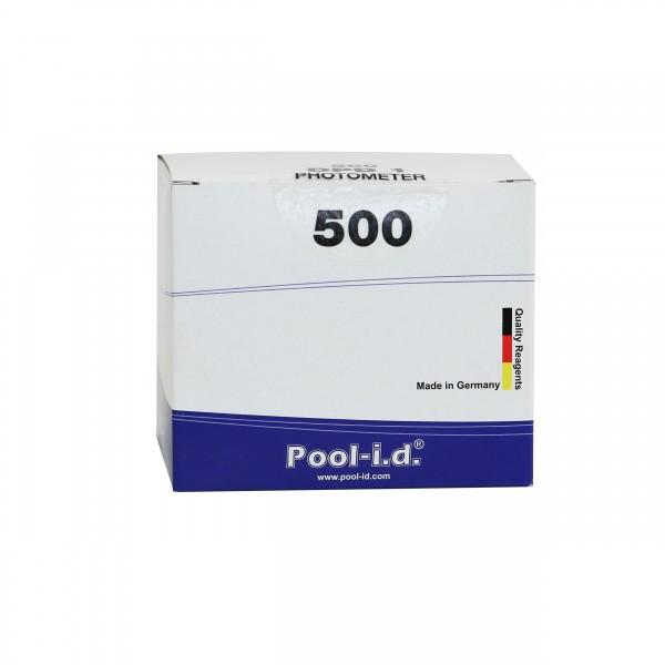 Reagenztabletten Photometer DPD1 500 Stück