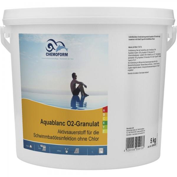 CHEMOFORM Aquablanc O2-Granulat