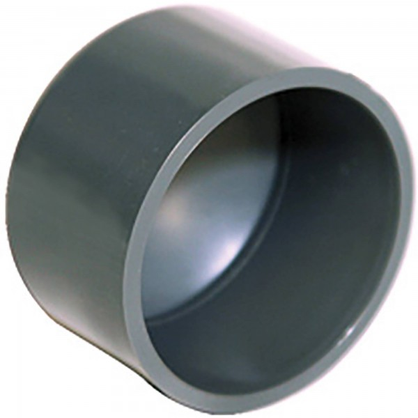 PVC-Endkappe d = 63 Ø