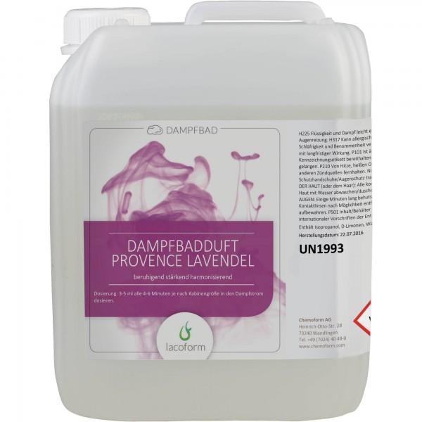 Lacoform Dampfbadduft Provence Lavendel
