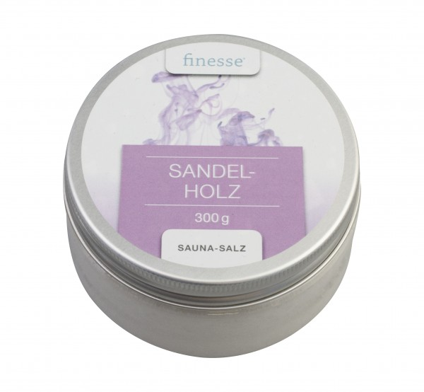 Sauna-Salz Sandelholz