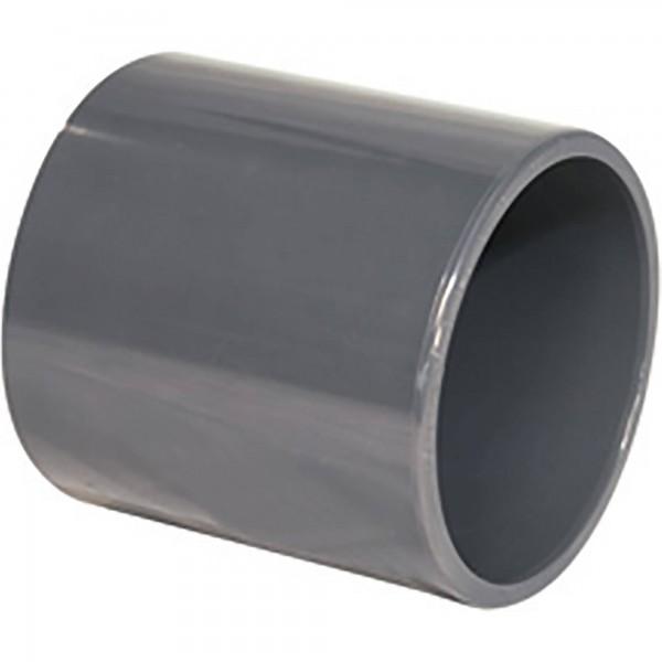 PVC-Muffe d = 63 Ø