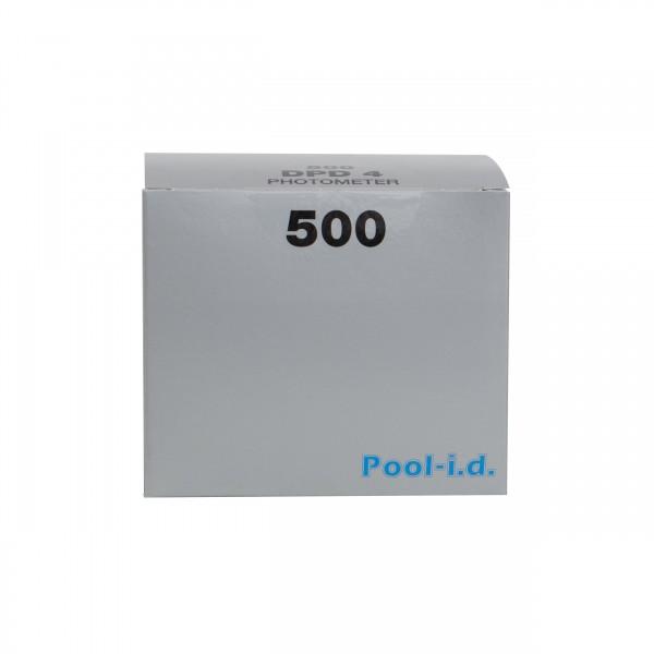 Reagenztabletten Photometer DPD4 500 Stück