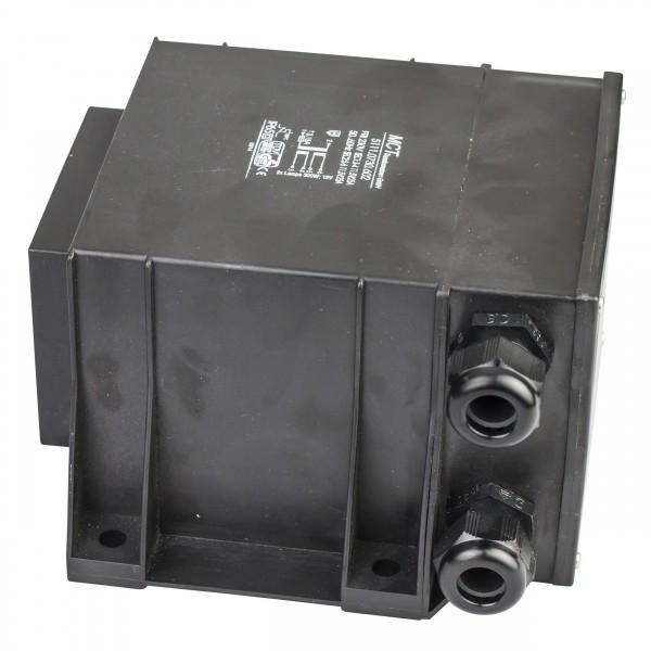 Sicherheitstransformatoren IP 65