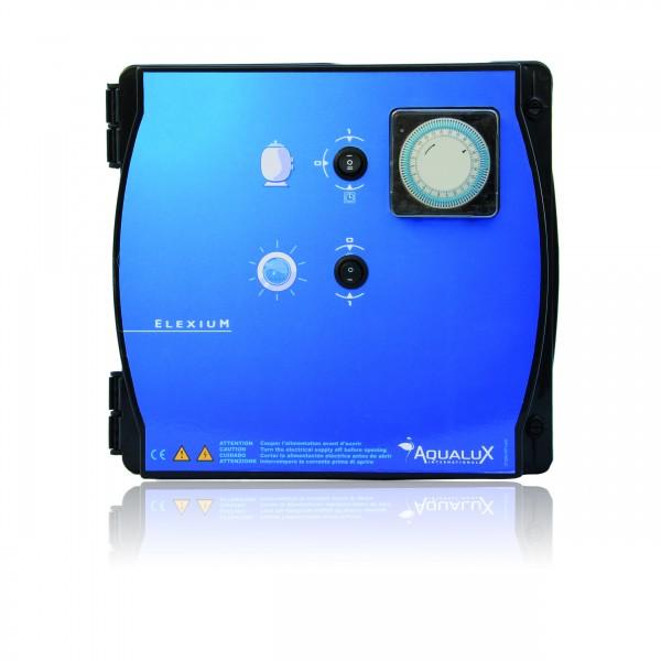 Filtersteuerung Elexium mit Temperaturregelung