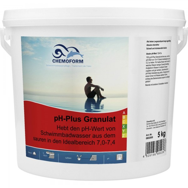 CHEMOFORM pH-plus Granulat