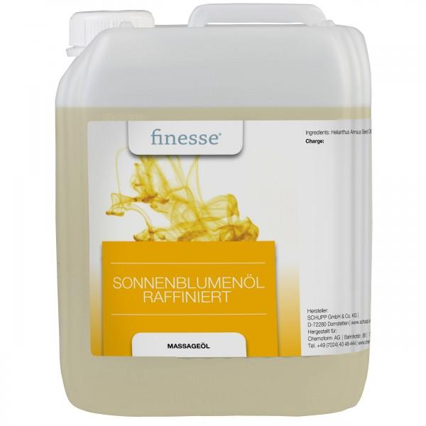 Sonnenblumenöl, raffiniert