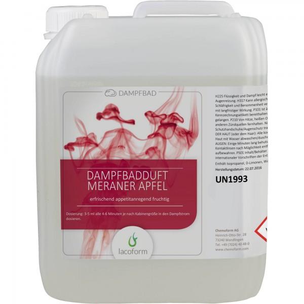 Dampfbad-Düfte Meraner Apfel