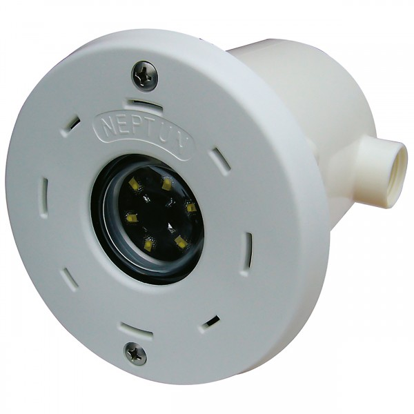 LED Unterwasserscheinwerfer mini RGB Edelstahl