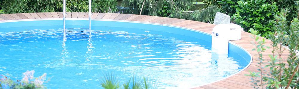 Aluminium-Pools